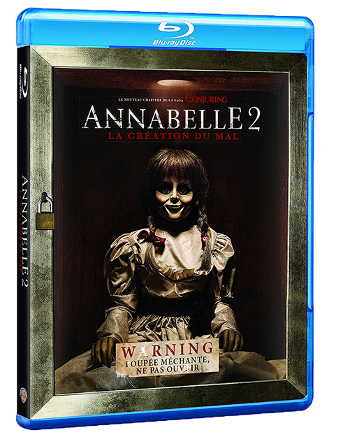 annabelle 2 la creation du mal bluray b9f98