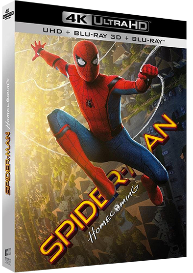 spider man homecoming 4k 04604