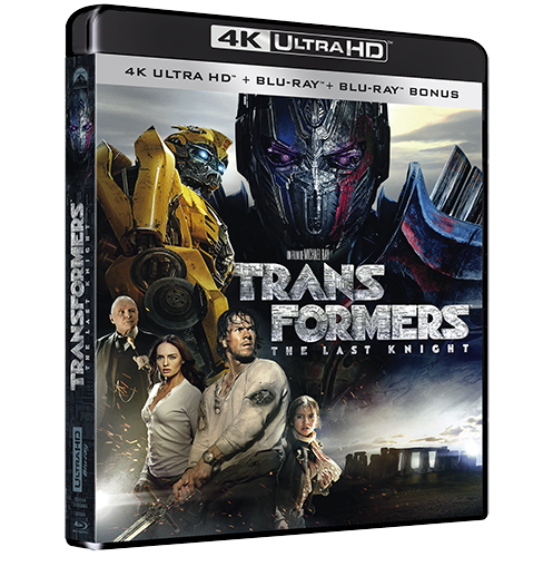 transformers 5 the last knight bluray 4k d8904