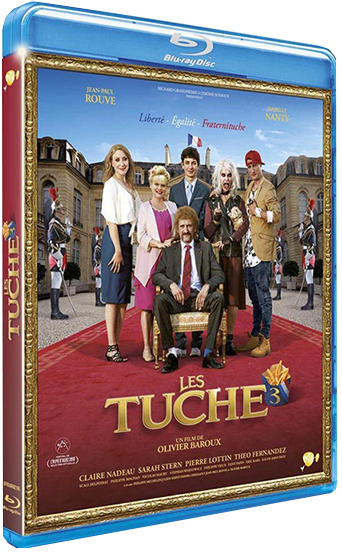 les tuches 3 bluray c35cd