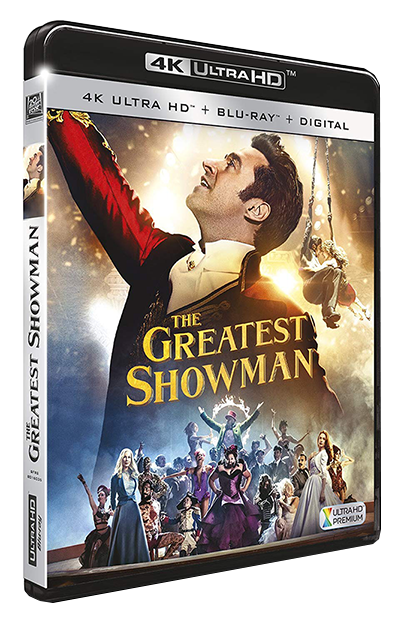 the greatest showman 4k b33bd