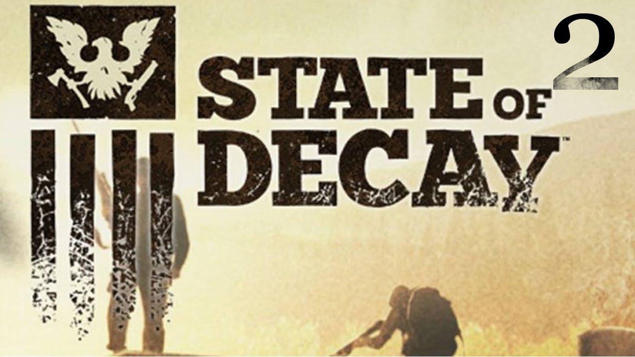 state of decay 2 nouveau jeu de survie sur xbox one total gamer. Black Bedroom Furniture Sets. Home Design Ideas