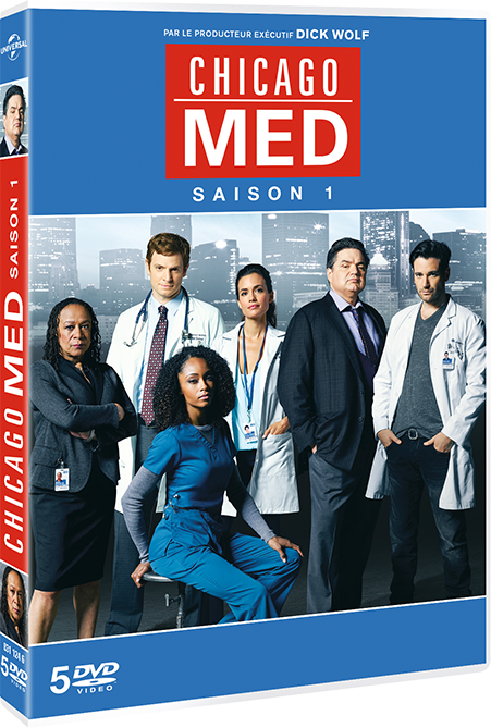 chicago med saison 1 dvd copie 3f312