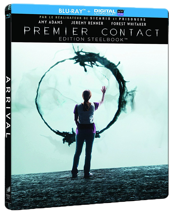 premier contact bluray steelbook de4f5