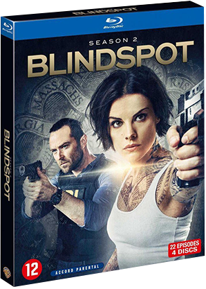 blindspot saison 2 bluray 977eb