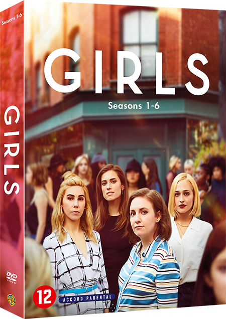 girls saison 1 a 6 dvd d95a9