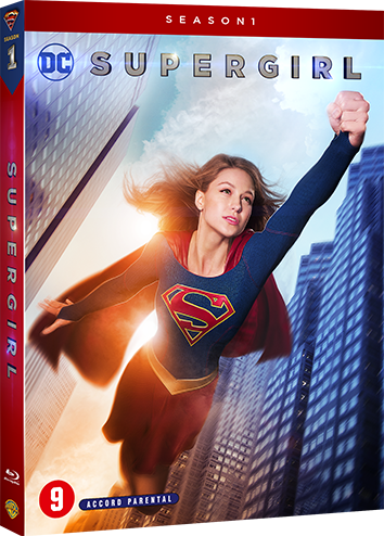 supergirl saison 1 bluray copie 52cbd