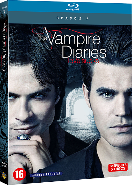 vampire diaries saison 7 bluray copie 28ad7