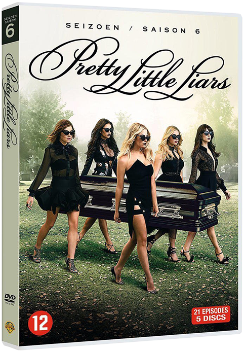 pretty little liars saison 6 dvd e6f15
