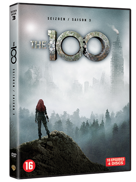 the 100 saison 3 dvd 5d252
