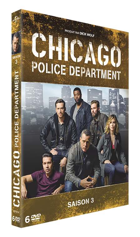 chicago police department saison 3 dvd copie d6100