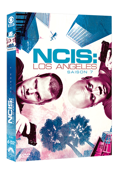 ncis los angeles saison 7 dvd copie eedce