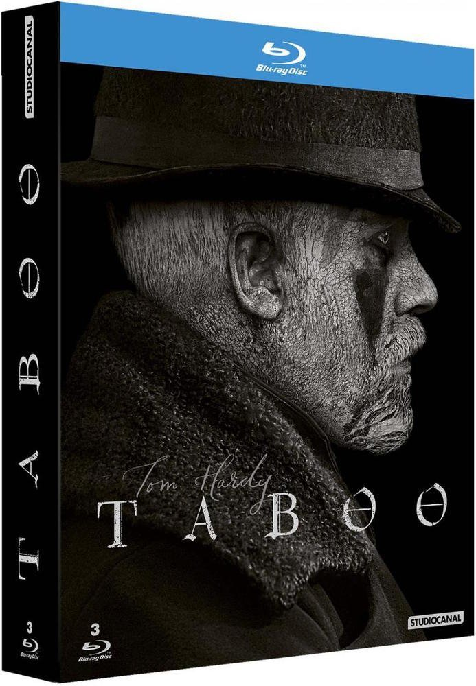 taboo saison 1 bluray dddb9