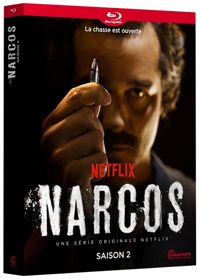 narcos saison 2 bluray ec872
