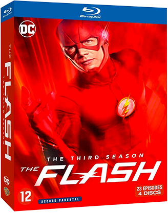 the flash saison 3 bluray a1685