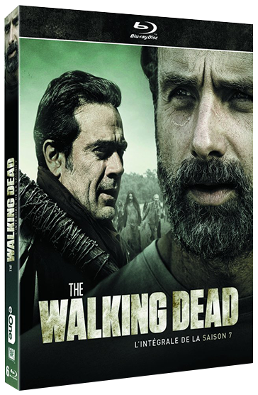the walking dead saison 7 bluray c3846