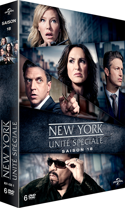 new york unite special saison 18 dvd copie de71c
