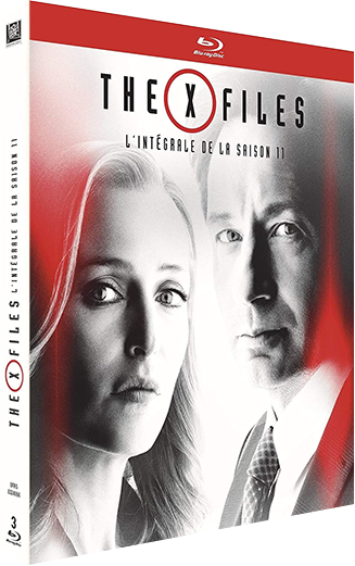 x files saison 11 bluray e85d7