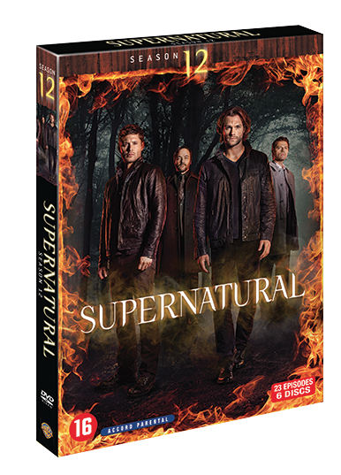 supernatural saison 12 dvd 9c693
