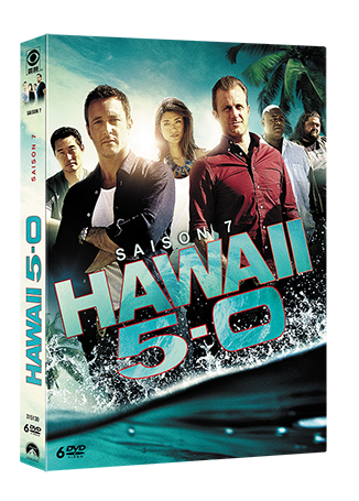 hawaii 5 o saison 7 dvd copie d7993
