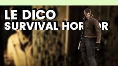 Le Dico du jeu vidéo : Survival-Horror