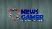 News Gamer #11 - Un concours assez énorme !