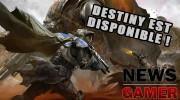 News Gamer #148 - Destiny est disponible !