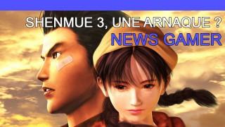 Shenmue 3, une arnaque ? - News Gamer #192