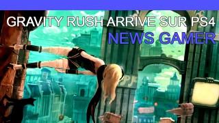 Gravity Rush arrive sur PS4 ! - News Gamer #201