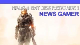 Halo 5 bat des records ! - News Gamer #208