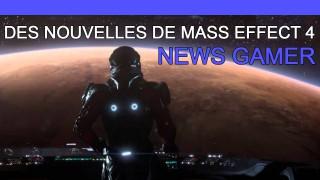Des nouvelles de Mass Effect 4... - News Gamer #211