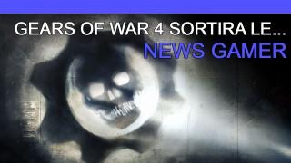 Gears of War 4 sortira le... - News Gamer #229