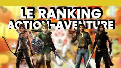 Le Ranking : Action-Aventure