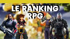 Le Ranking : RPG
