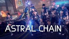 Astral Chain : Un très long gameplay