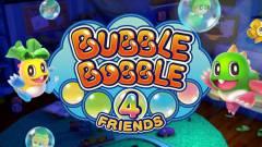 Bubble Bobble 4 Friends : Retour d'un classique