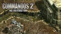 Commandos 2 HD Remaster : Une date et une bêta