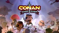 Conan Chop Chop : Retard jusqu'à l'année prochaine