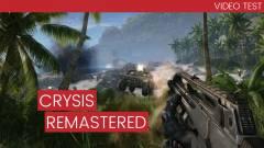 Vidéo Test : Crysis Remastered