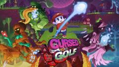 Cursed to Golf : Même le golf se met au Rogue-lite