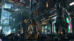 Cyberpunk 2077 : Le point d'exclamation de Microsoft