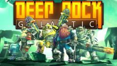 Deep Rock Galactic : Des nains qui affrontent des vagues
