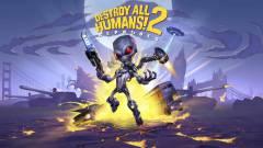 Destroy All Humans ! 2 Reprobed : Rencontre d'un nouveau type