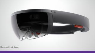 """Microsoft HoloLens : Des lunettes """"extraordinaires"""""""