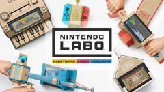 Nintendo Labo : Sortie aux USA