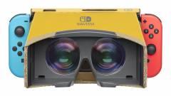 Nintendo Labo VR : La Switch découvre la VR