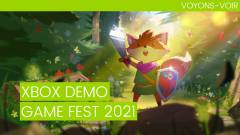 Voyons-Voir : Xbox Demo Game Fest 2021