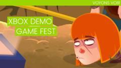 Voyons-Voir : Xbox Demo Game Fest
