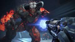Doom Eternal : Un monstre qui flotte
