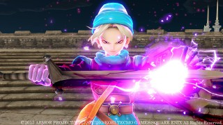 Dragon Quest Heroes : Un trailer pour présenter les personnages
